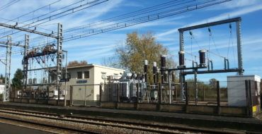 Sous-station SNCF